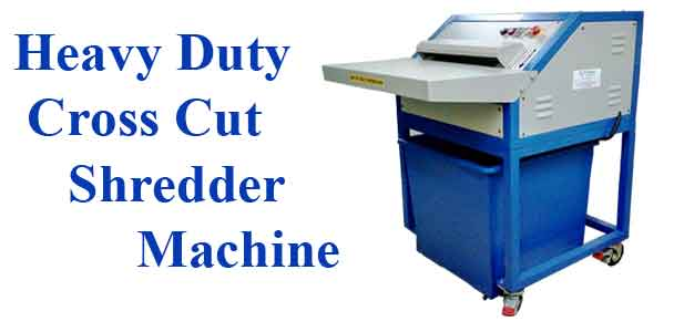 paper shredder machine specification - photo #6
