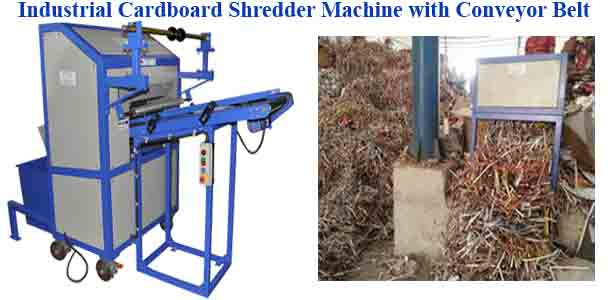 Cardboard Shredder Machine|Industrial Cardboard Shredder|Shredder